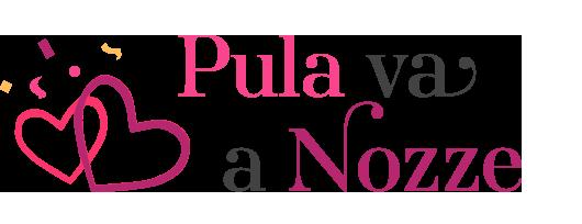Logo Pula va a nozze